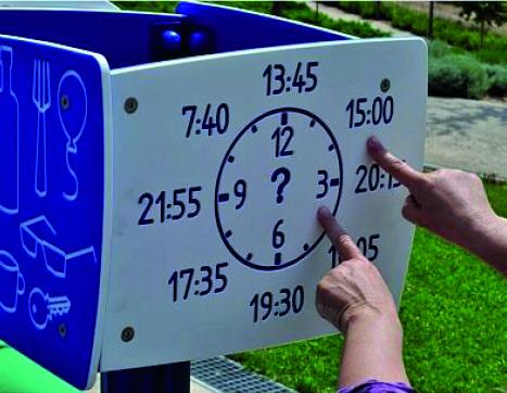 7174 Bank pedalen en mentale kubus II
