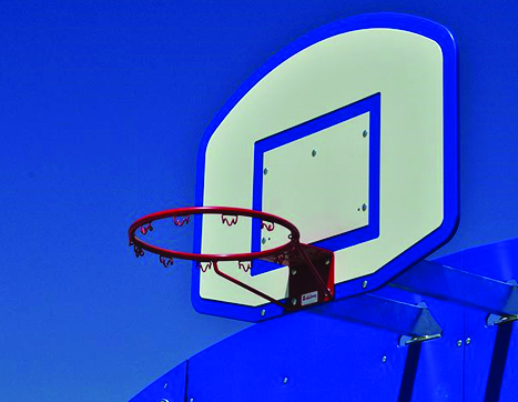 6406 Sportveld basket- en voetbal