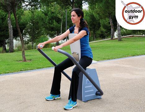 Fitnesstuin producten
