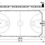 6402 Multisportveld 30 x 15 m